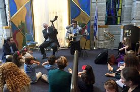 Things to Do When School's Out For Rosh Hashanah