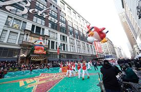What's New for the 91st Annual Macy's Thanksgiving Day Parade