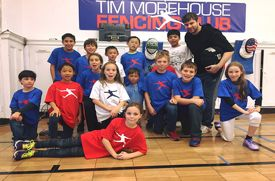 Tim Morehouse Fencing Club Offering Discounted Rates for New Students