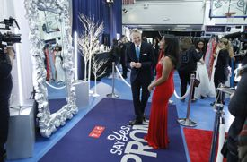 TLC's 'Say Yes to the Prom' Stops at Inwood Academy for Leadership Charter School