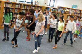 United Nations International School in Queens Offers Broadway Workshop