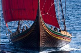 The Viking Ship to Arrive in NYC September 17th