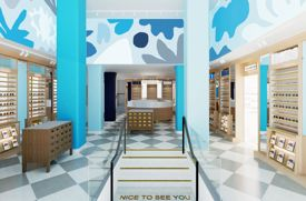 Warby Parker Has Reopened With Kids Glasses in Grand Central