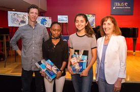 Music Conservatory of Westchester Outdoor Mural Unveiling Party is This Sunday