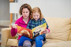 Childhood Education Expert Offers Literacy Coaching for Parents