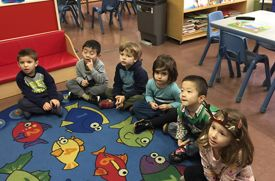 Church in the Gardens Nursery School Adds Programs