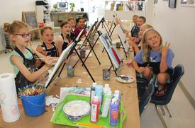 Key to My Art in Amityville Adds New Classes