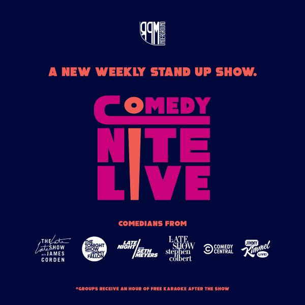 Comedy Nite Live at RPM Underground