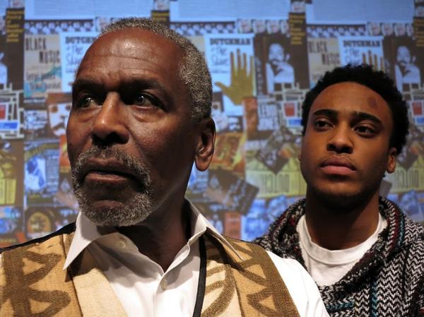 Woodie King, Jr.'s New Federal Theatre to Present World Premiere of 'Looking for Leroy' by Larry Muhammad at Castillo Theater