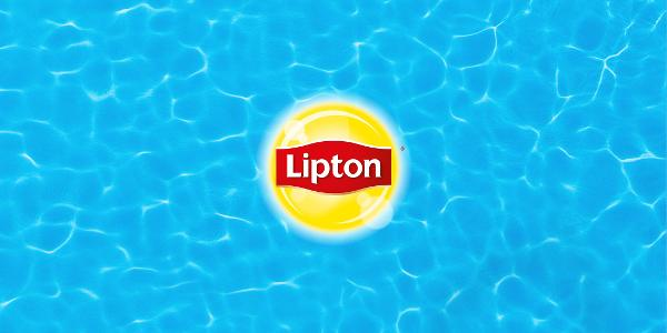 Lipton Iced Tea NYC Pool Pop Up Event at South Port Square