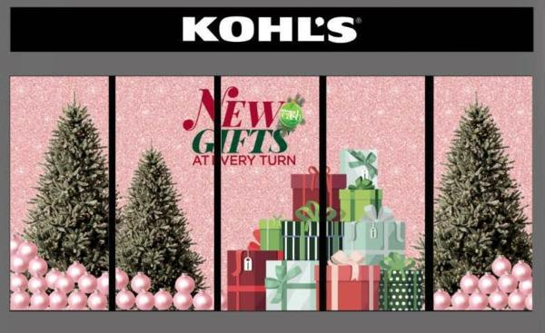 New Gifts at Every Turn at Kohl's