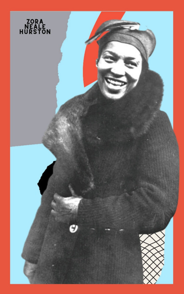 Between the Lines: Zora Neale Hurston at Schomburg Center for Research in Black Culture