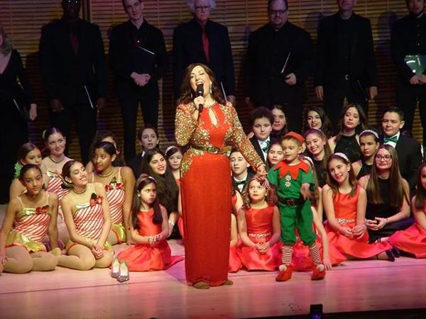 16th Annual Christmas in Italy® Starring Cristina Fontanelli at Carnegie Hall (Zankel Hall)