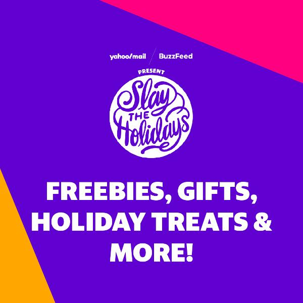 Buzzfeed & Yahoo Mail Present Slay the Holidays at Pop Up