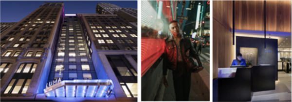 Luma Hotel Times Square Launches Seasonal Photography Walk and Conversation Series with Photographer Grant Legan at LUMA Hotel Times Square