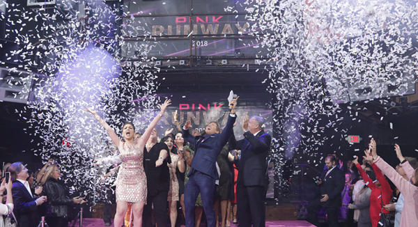 Pink Runway 2019 at Marquee