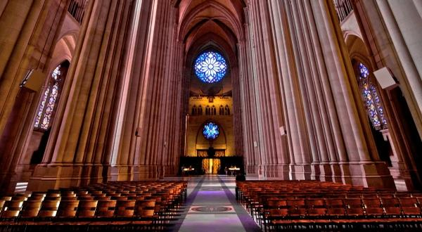 The Cathedral of St. John the Divine Presents the Spirituality of Dementia with the Very Reverend Tracey Lind at The Cathedral of St. John The Divine