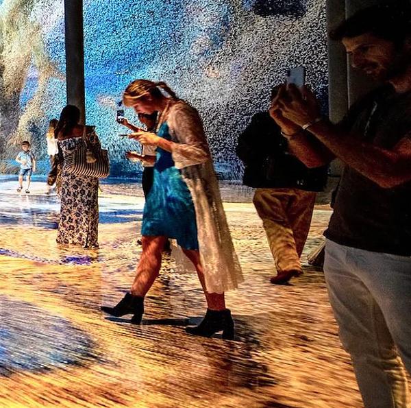 Art+Tech Installation: Machine Hallucination at ARTECHOUSE