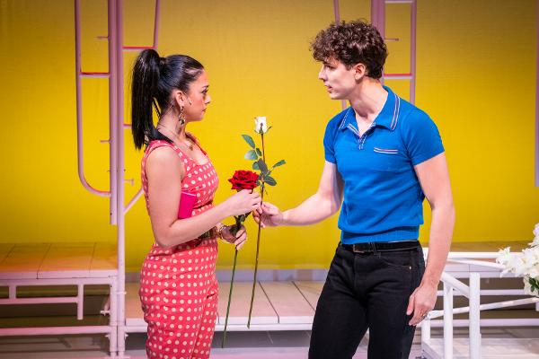 Romeo & Bernadette: A Musical Tale of Verona and Brooklyn (POSTPONED UNTIL APRIL) at Theatre Row