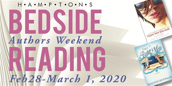 Hamptons Bedside Reading Authors Weekend 2020 at The Baker House 1650 & Nearby Locations