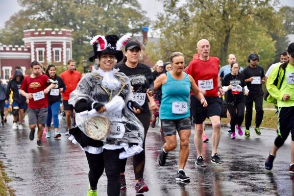 Bayside Historical Society's 20th Annual Totten Trot 5K Foot Race & Kids' Fun Run at Bayside Historical Society