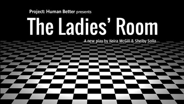 The Ladies Room at The Peoples Improv Theater Loft