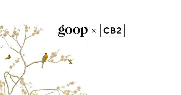 Wellness Comes Home to Your Local CB2 Store at CB2