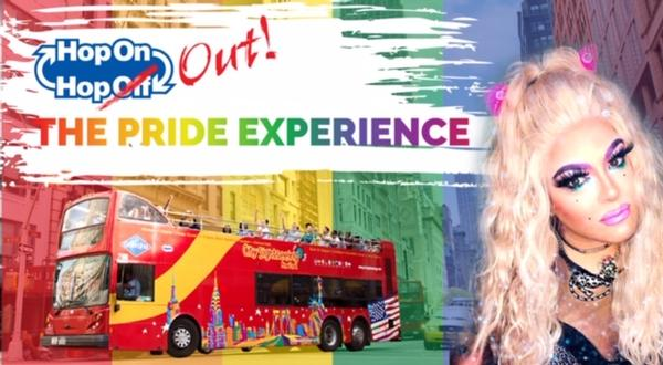 Hop-On, Hop-Out! The Pride Experience Bus Tour at CitySightseeing New York