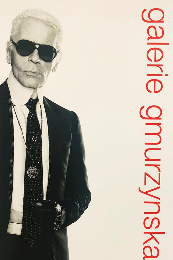 Homage to Karl Lagerfeld: 30 Years of Photography at Galerie Gmurzynska