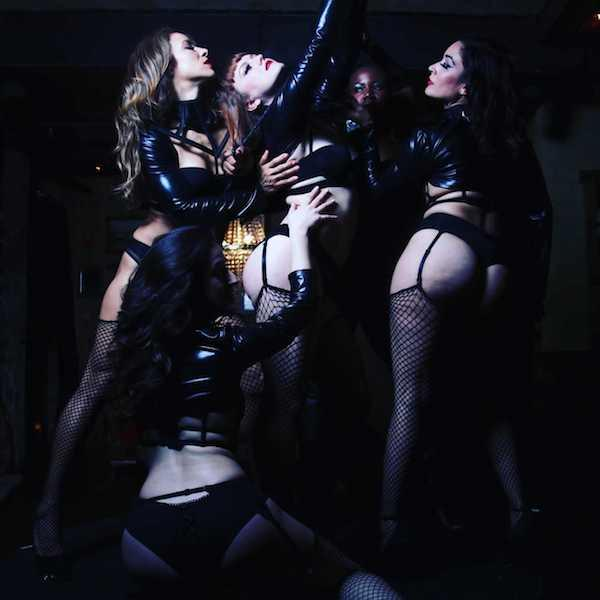 Bon Bon Burlesque New Year's Eve Party at The Green Room 42