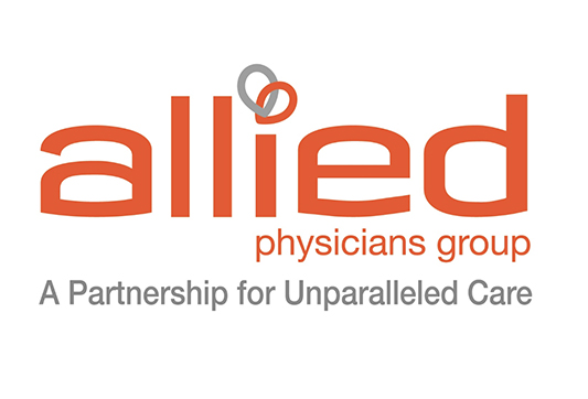 Sponsored by Allied Physicians Group  headshot