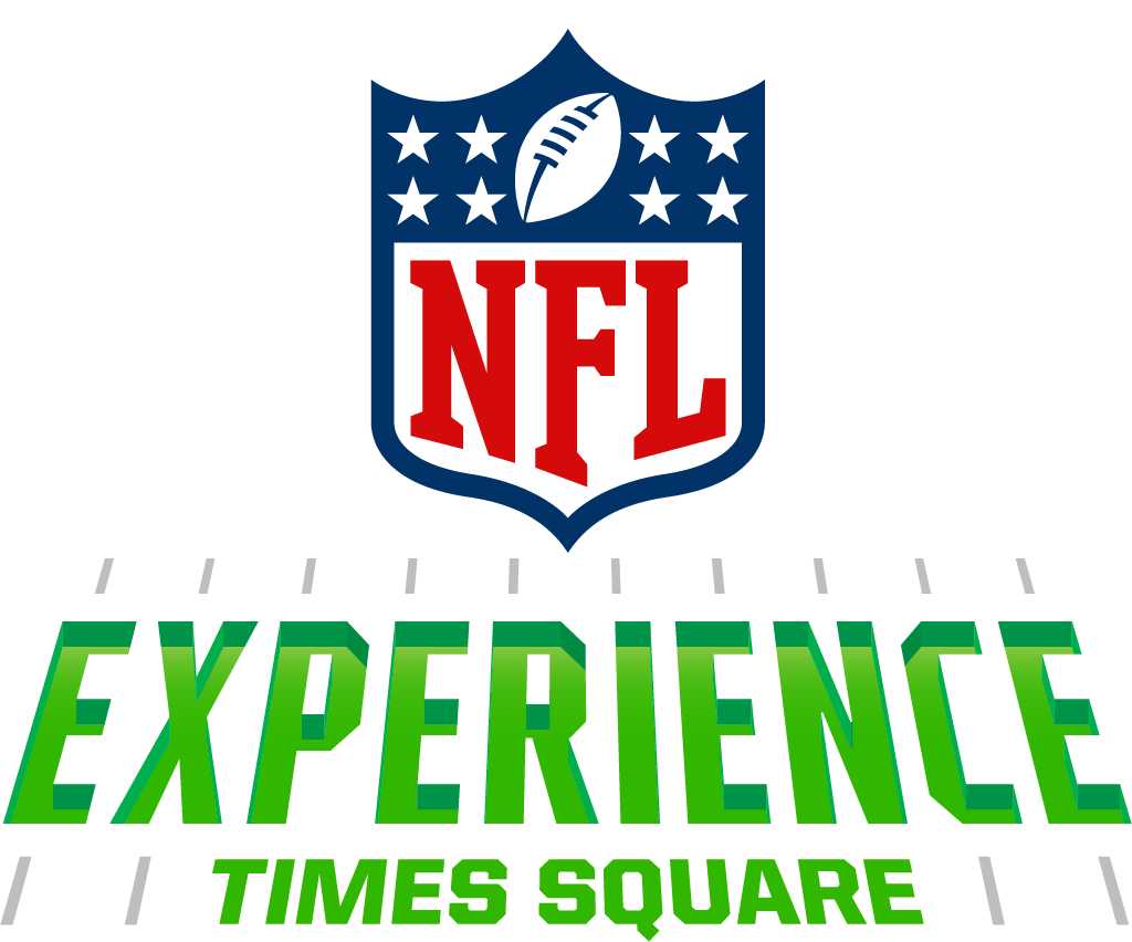 Sponsored by NFL Experience Times Square