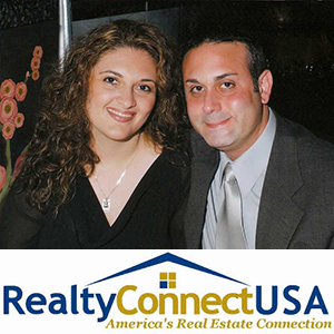 Sponsored by Joseph and Catherine Zago, Realty Connect USA headshot