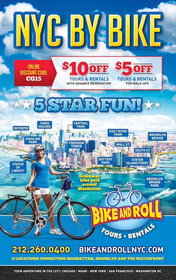 Discount or coupons for ohio cycle tours