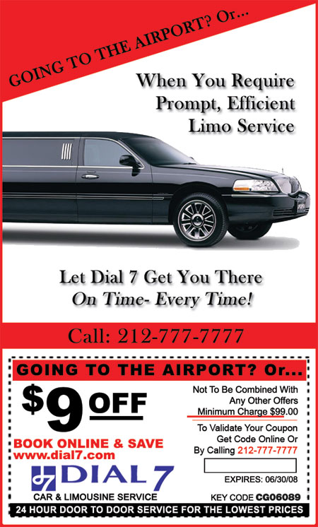Londo limo discount coupons