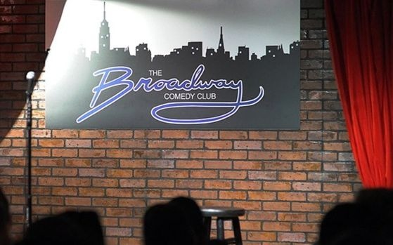 Broadway Comedy Club Discount