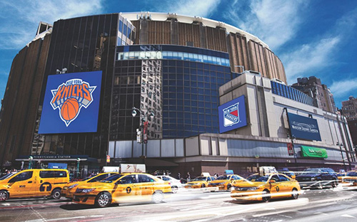 Madison Square Garden Discount