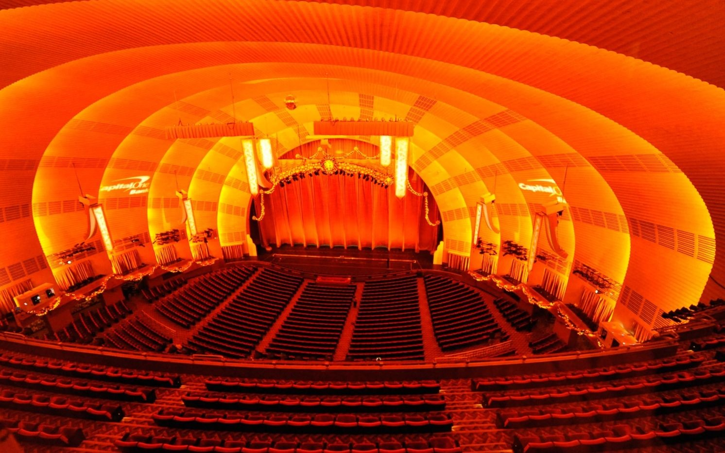 Radio City Music Hall Stage Door Tour  Discount