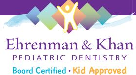Ehrenman & Khan Pediatric Dentistry