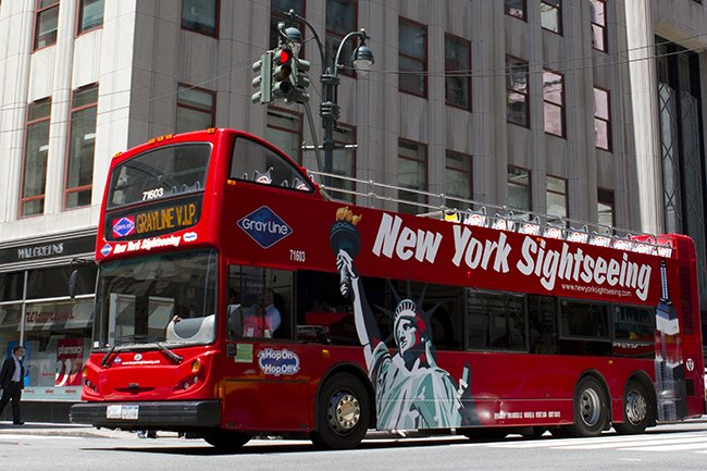 Gray Line CitySightseeing New York