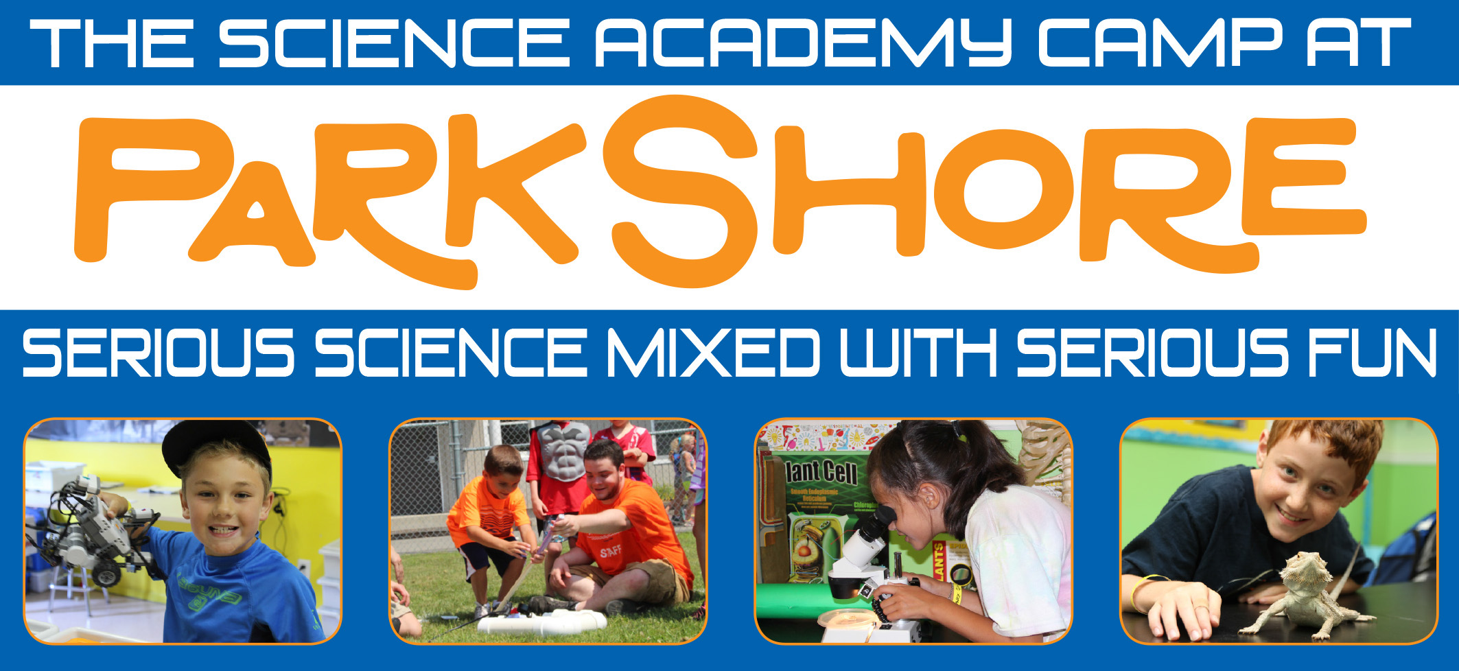 The Science Academy Camp at Park Shore Day Camp of Long Island