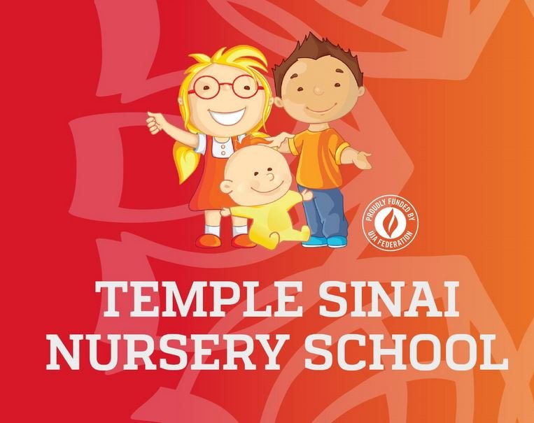 Temple Sinai Nursery School in Partnership with Bright Horizons