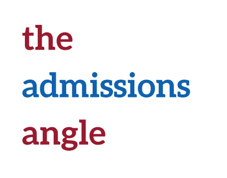 The Admissions Angle