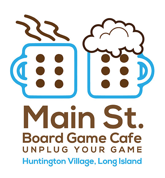 Main St. Board Game Cafe - Unplug Your Game