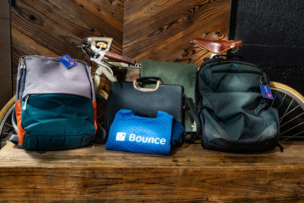 Bounce Luggage Storage