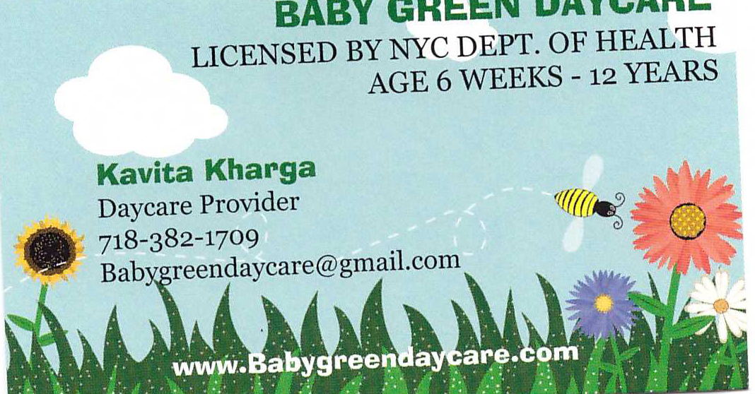 Baby Green Daycare