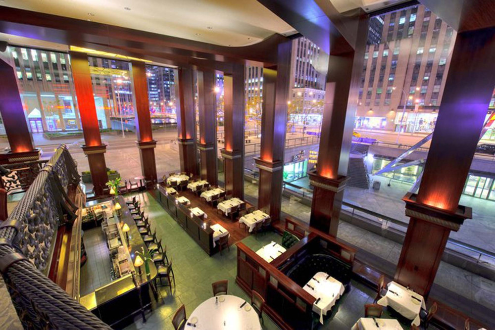 Del Frisco's Double Eagle Steakhouse New York
