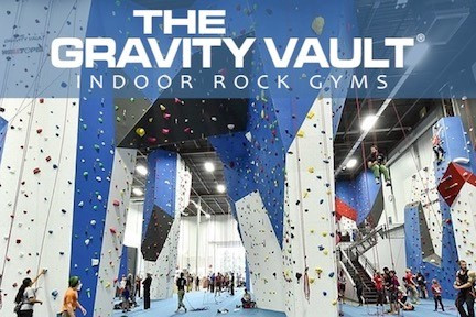 Gravity Vault Melville Indoor Rock Gym