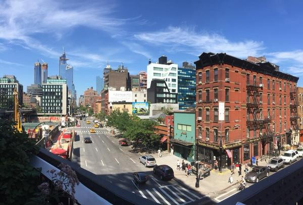High Line & Hudson Yards Tour