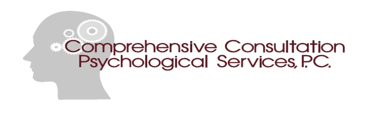Comprehensive Consultation Psychological Services, P.C.